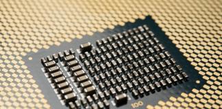 Intel 28 Core Xeon processor